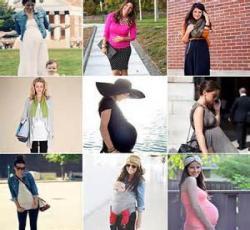 Kehamilan Foto Dan Bersalin Pakaian Ideas